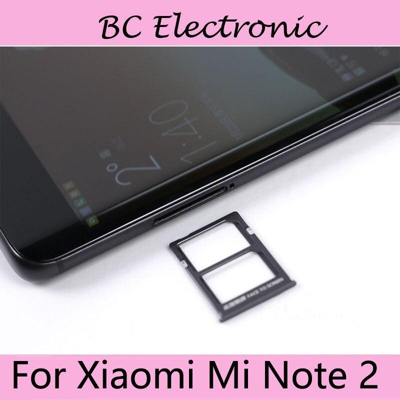 Лоток для SIM-карты для мобильного телефона Xiaomi Mi Note 2 лоток для SD-карты держатель для SIM-карты выдвижной ящик для SIM-карты для Xiaomi Mi Note2 Замена
