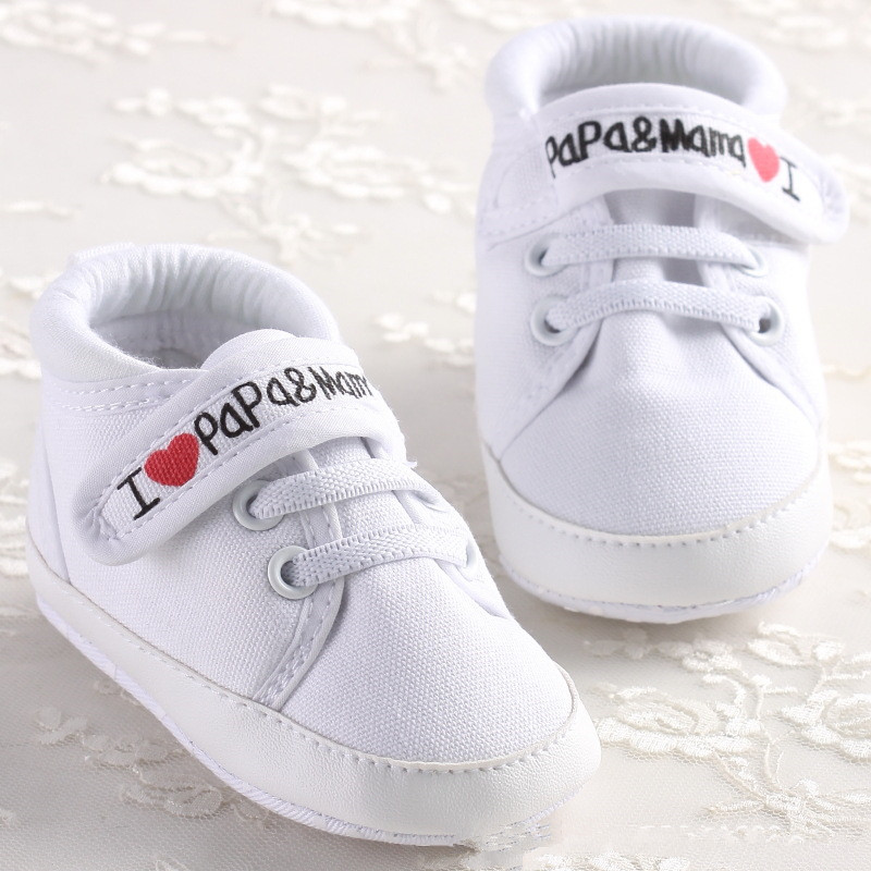 converse de bebe recien nacido