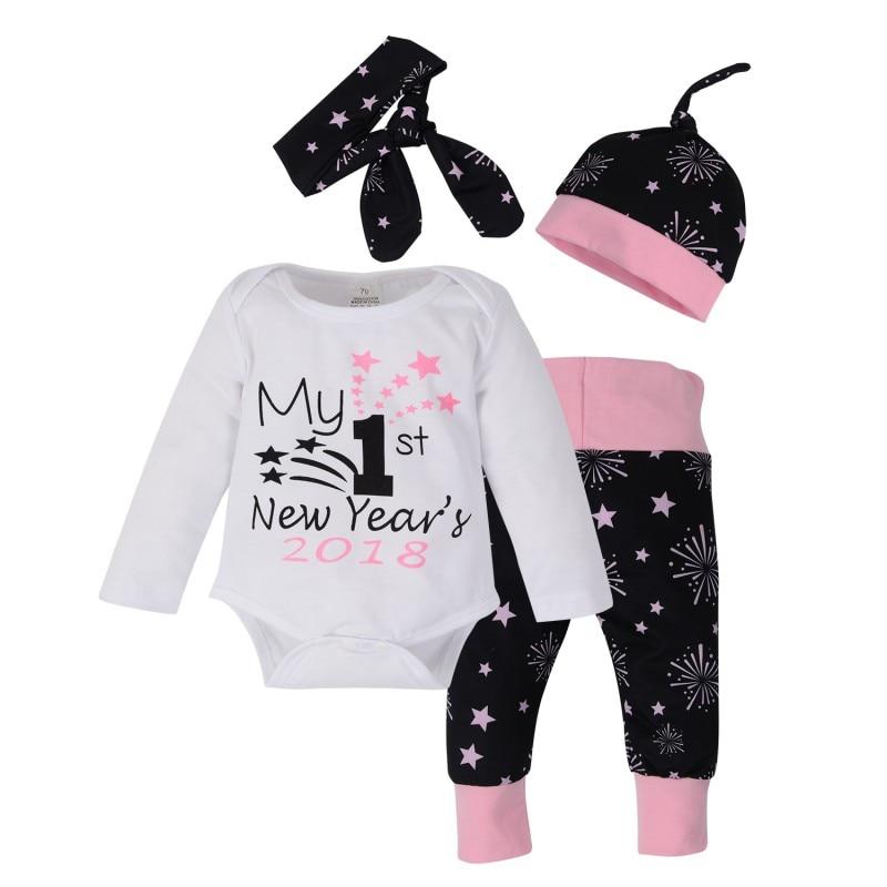 2018 Демисезонный для маленьких мальчиков Милая одежда Наборы для ухода за кожей новорожденных дети хлопок Новое поступление на Новый год ко...