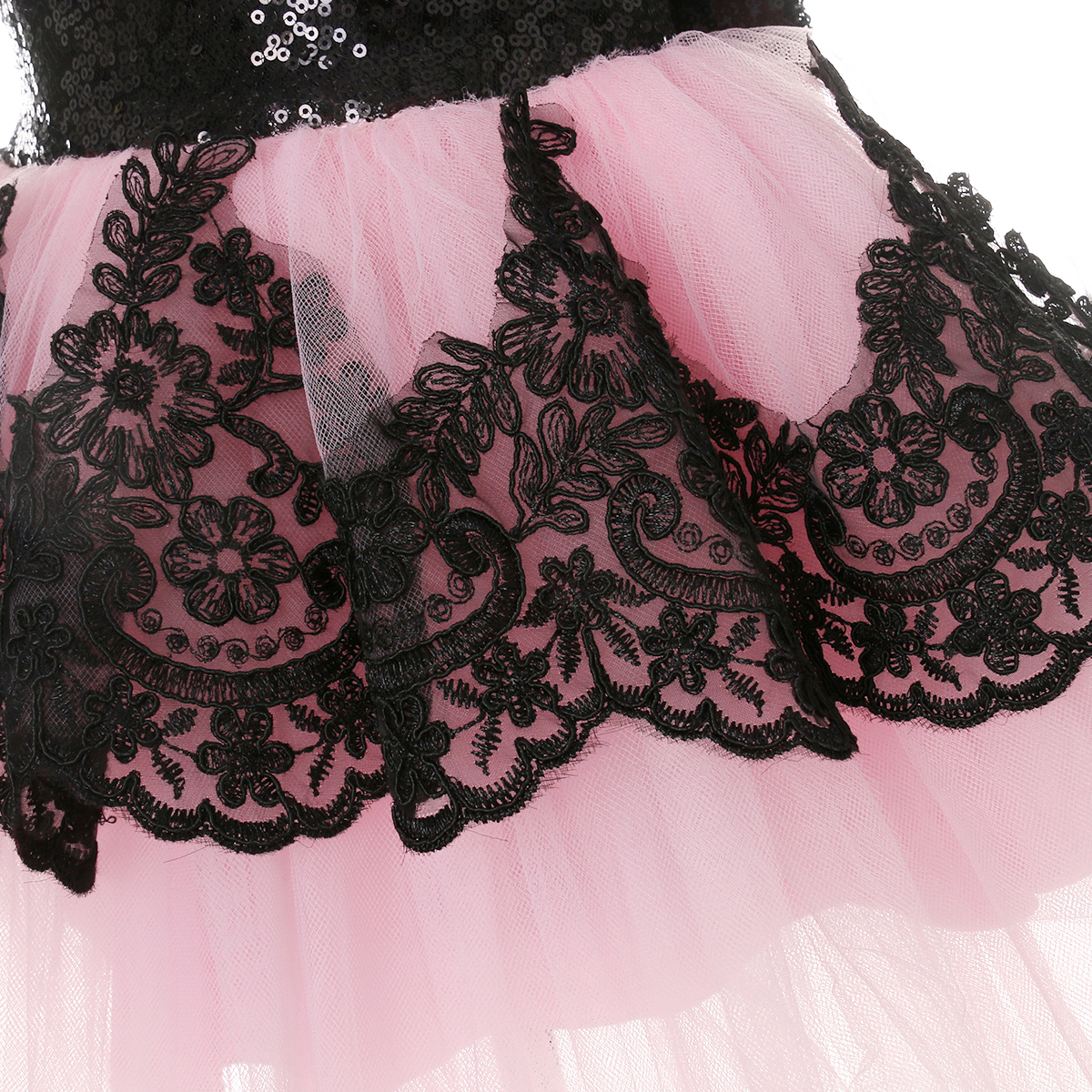Knee-Length Princess Tutu Dress