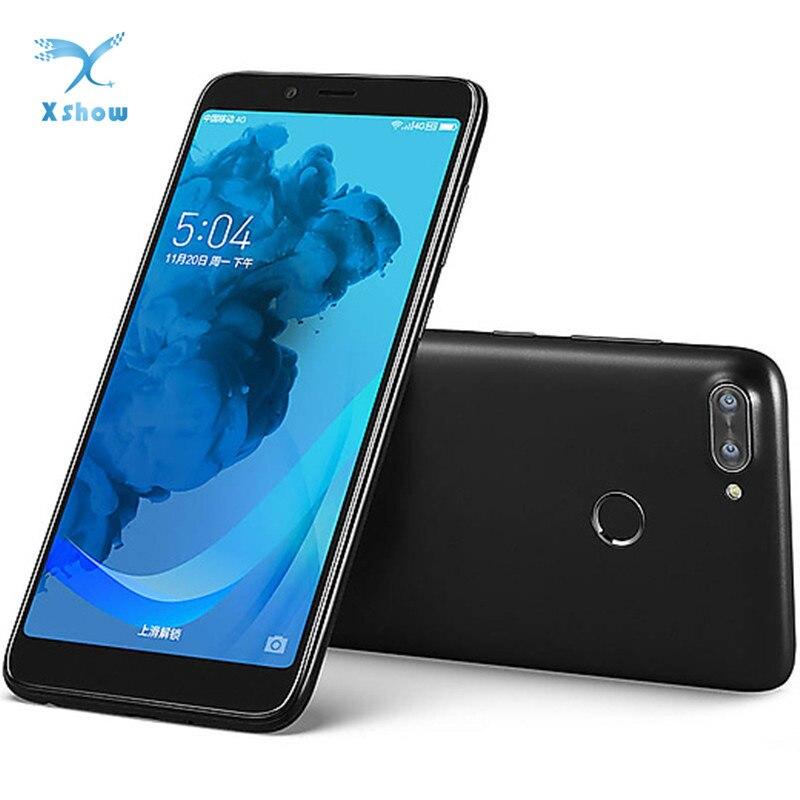 Smartphone Lenovo K320T 4G LTE Mobile Phone Quad Core 2GB 16GB 5 7inch 18 9 720