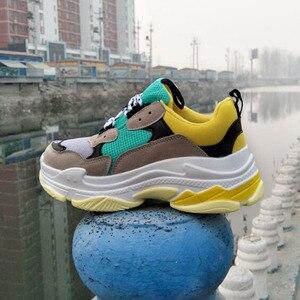 Image 1 - Męskie buty 2018 letnie nowe mody męskie trampki wygodne męskie buty trenerzy Mans obuwie buty męskie