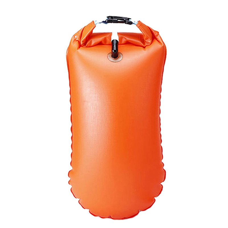 Dry Bag Outdoor Quick Storage Inflatable Swim Functional Float Sack Bags Multi Drifting Buoy Swimming Portable Buckled