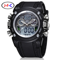 OHSEN Men Wristwatches Sports Watches Brand Fashion Casual Watch Digital Quartz Multifunctional Outdoor Sport Watch Men's Clock