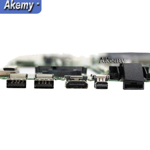 Carte mère AK G771JW avec i7-4720HQ GTX950M/GTX960M pour ASUS ROG G771JM G771JK G771J G771 carte mère pour ordinateur portable