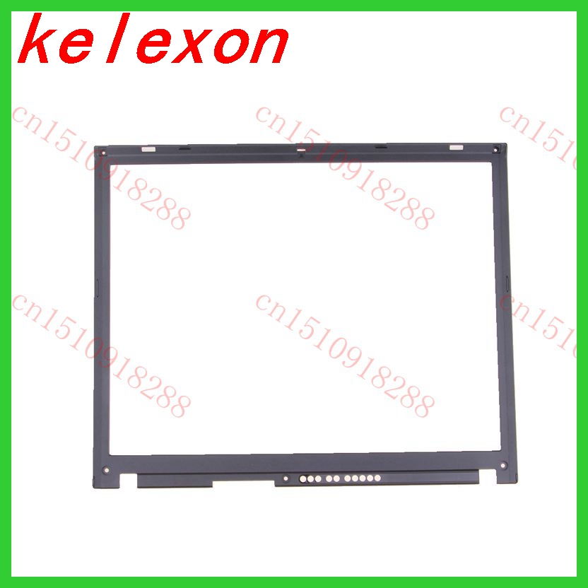 In Flavor Lcd Front Bezel Cover For Ibm Thinkpad T60 T60p 14.1 26r9393 13n7135 Fragrant