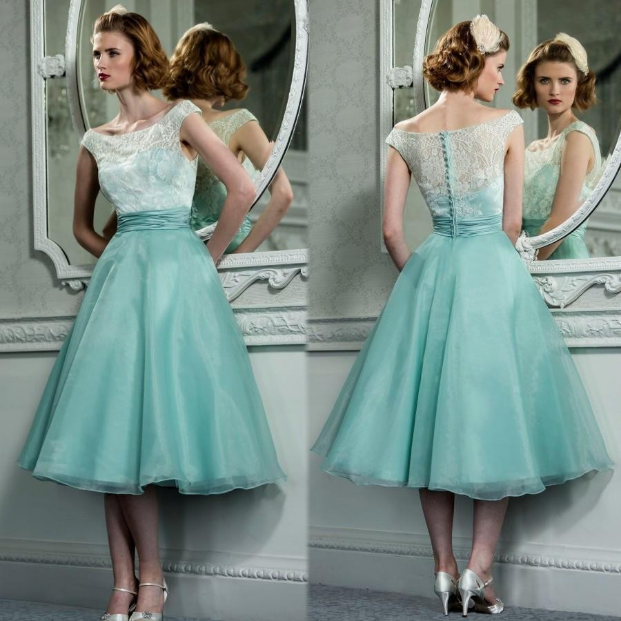 New Style Lace Turquoise Homecoming Dresses 2017 Knee