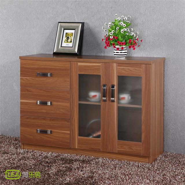 Dining Room Furniture Sideboard Cabinet Microwave Multifunction Shelving Cupboard Cabinets Lockers Environment