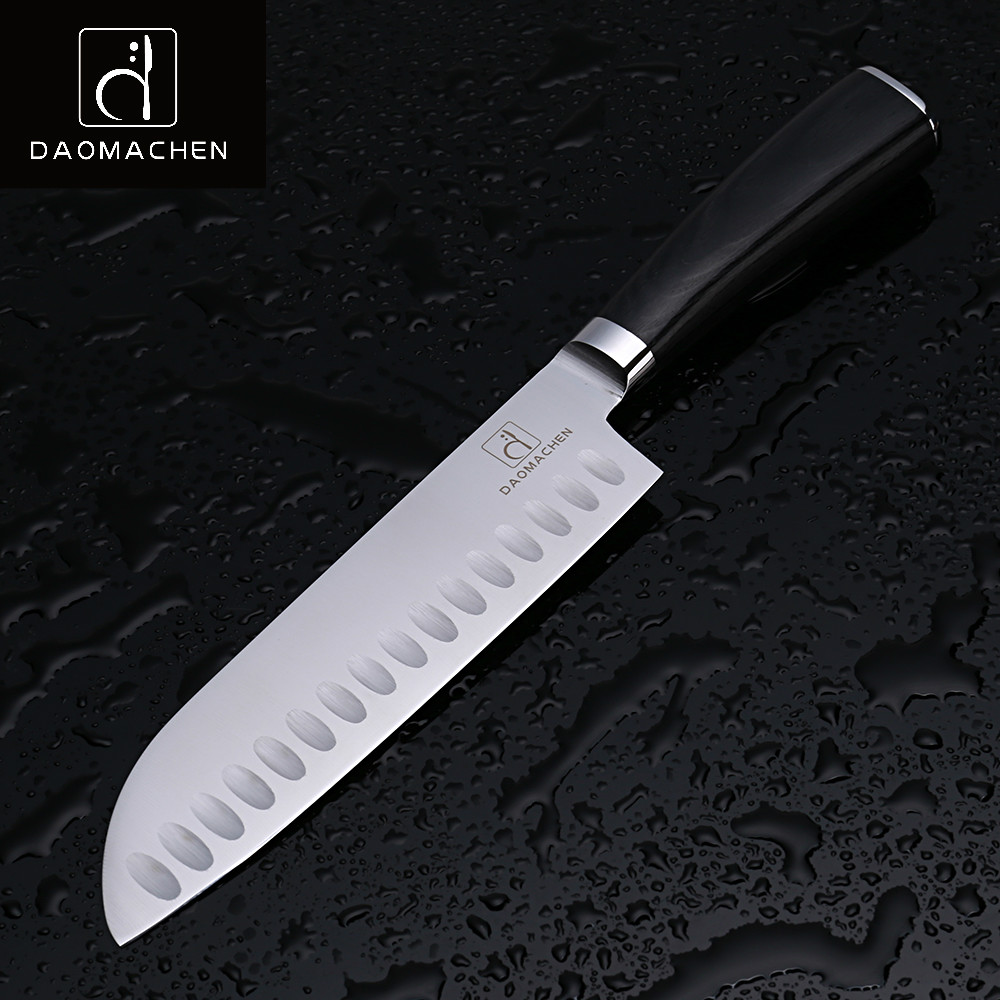 Free Shipping DAOMACHEN Kitchen Chef Cooking Cleaver font b Knife b font Non stick Slicing Meat