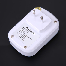 110-250V Electronic Ultrasonic Mosquito Killer Mouse Cockroach Trap Mosquito Repeller Insect Rats Pest Control US/EU Plug