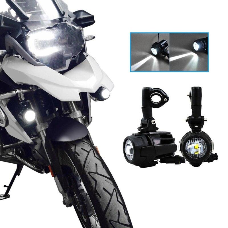 Feux antibrouillard de moto FADUIES pour BMW moto LED lampe de conduite antibrouillard auxiliaire pour BMW R1200GS/ADV K1600 R1200GS R1100GS - 6