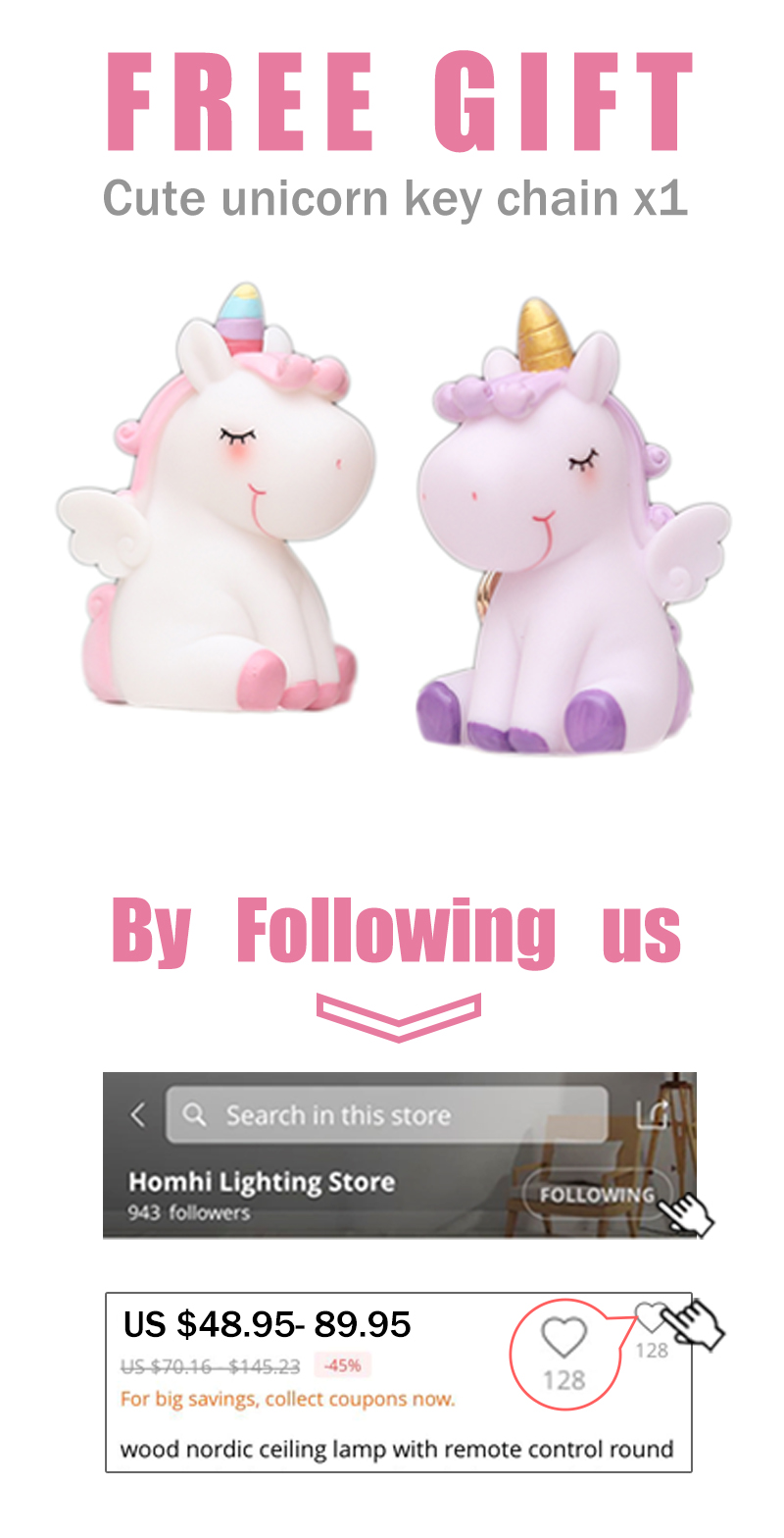 HTB1GMcqXQH0gK0jSZPiq6yvapXaK Unicorn kids room light led ceiling lights with remote control cartoon lampshade children room cute ceiling lamp deco child room