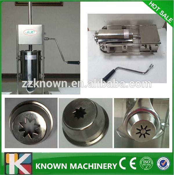 2L churro maker,spanish churro machine on sale fast food leisure fast food equipment stainless steel gas fryer 3l spanish churro maker machine