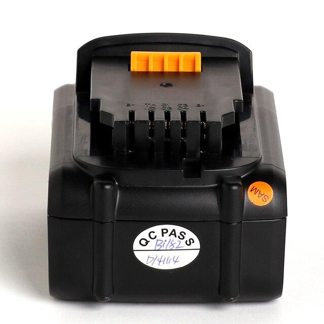 Pour Dewalt 18VC 3000mAh batterie de loutil électrique DCB204 DCB203 DCB182 DCB201 DCB200 DCB180 DCB181