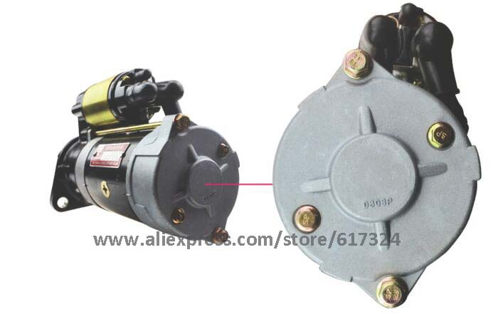 QDJ1409E starter for XINCHANG XC490 QC495 for tractor, forklift стелс 1409