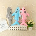Creative doll plush toys marine animals Jaws shark Stuffed Toys