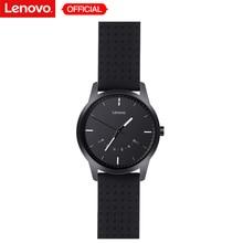 Оригинальный lenovo часы 9 Смарт-часы Водонепроницаемый Bluetooth часы Механические монитор сердечного ритма вызовы, Smartwatch