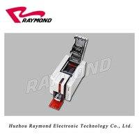 Evolis Primacy çift taraflı kimlik PVC plastik kart yazıcı yüksek kalite ve ucuz maliyet tek R5F008S140 YMCKO şerit