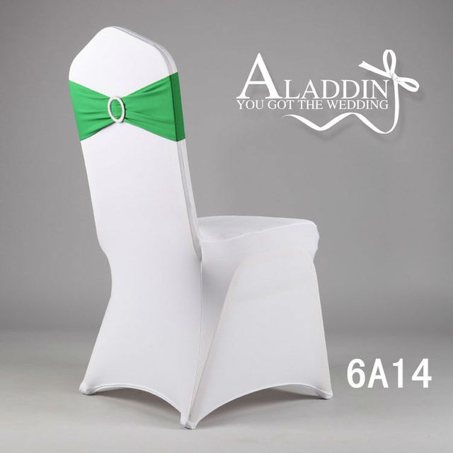 Chair Covers For You Flight Recliner Review Wedding Cover Decoration Amazon Bands Spandex Band With Buckle Sash