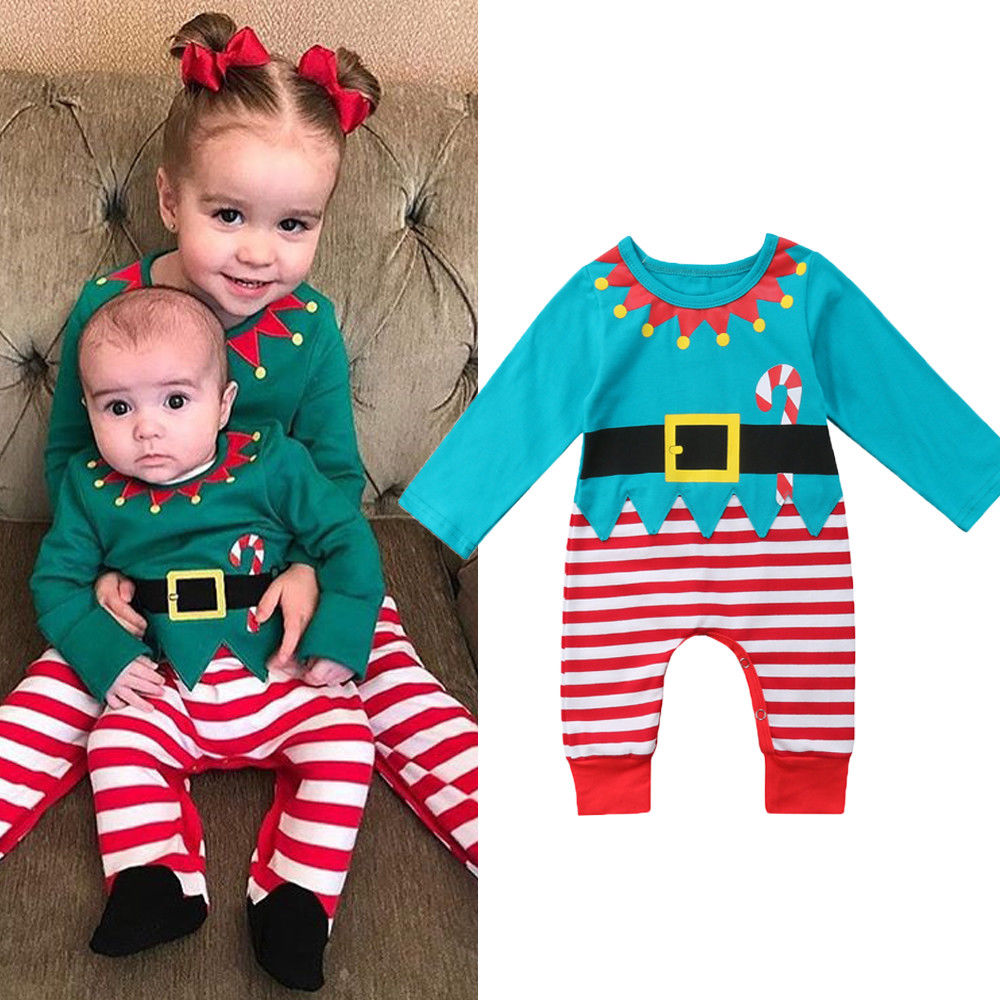 2018 Latest Children\'s Wear Newborn Toddler Baby Girls Boys Soft ...