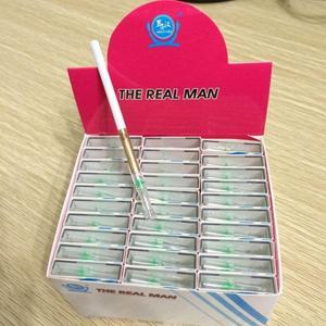 Image 2 - MINI filtros de cigarrillo desechables para mujer, 52mm, paquete económico a granel de cigarrillos delgados para mujer (300 por paquete) N166