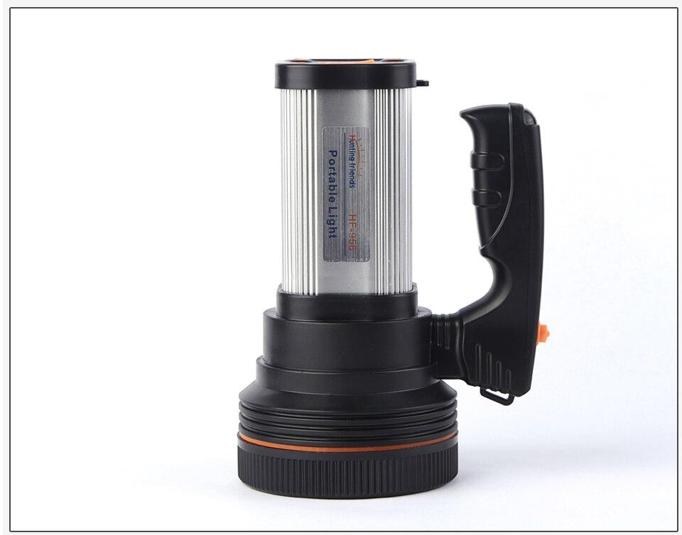 HTB1GMf aznuK1RkSmFPq6AuzFXaI - Super Bright LED Portable Light(Built-in 9000mA li-ion Battery)+USB Chaging cable+ Shoulder Strap Black/Silver/Gold Color Option