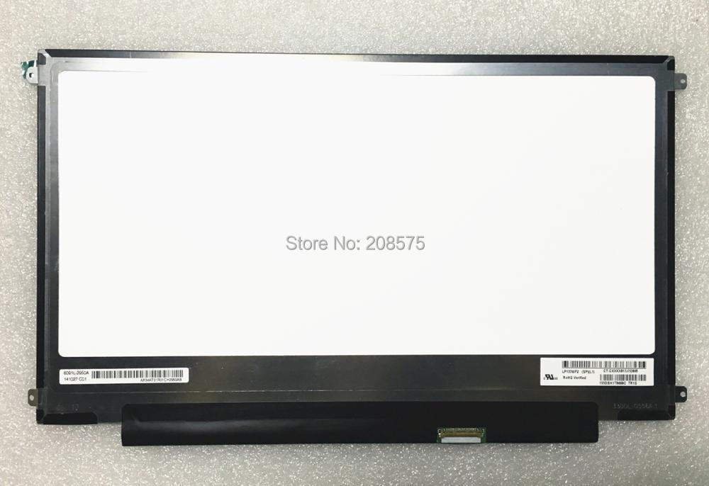 Free Shipping 13.3inch LP133WF2-SPL1 for HP Spectre X360 Laptop Lcd Screen 1920*1080 EDP 30 Pins Left and right screw holes