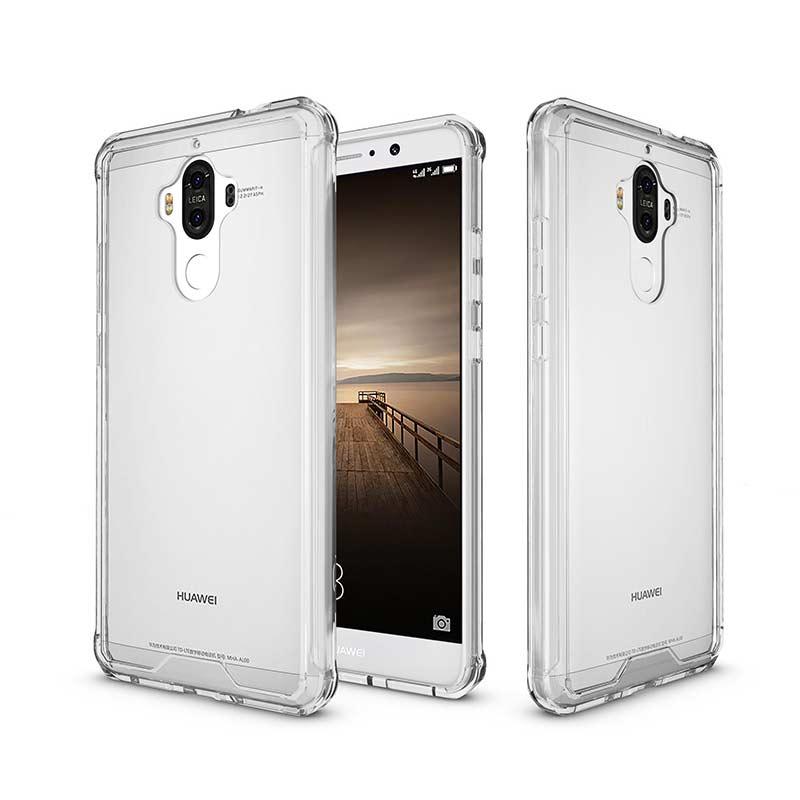 Huawei Mate 9 Case Coque Shockproof Sərt arxa örtük Mate9 üçün - Cib telefonu aksesuarları və hissələri - Fotoqrafiya 5