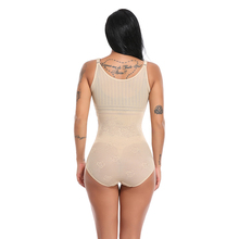 2pcs New Women Post Natal Postpartum Slimming Underwear Shaper Recover Bodysuits Shapewear Waist Corset Girdle Black Beige