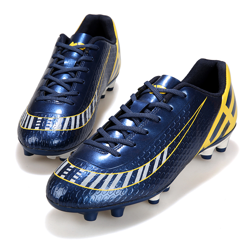13e3e693fef 2018 New Natural Home Football Boots Indoor Soccer Shoes Men Boys Girls  Football Man Boot Botas De Futbol Men  Athletic Shoes-in Soccer Shoes from  Sports ...