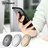 De Baseus Universal Coche Magnético Imán de Anillo Anillo Del Dedo Montar Soporte Para Teléfono Móvil Soporte de Teléfono Inteligente Soporte para iphone samsung sony