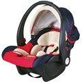 3 arnés de seguridad Point 0-9 meses coche recién nacido Basket cómodo del coche de bebé Portable instalación orientado hacia atrás más seguro