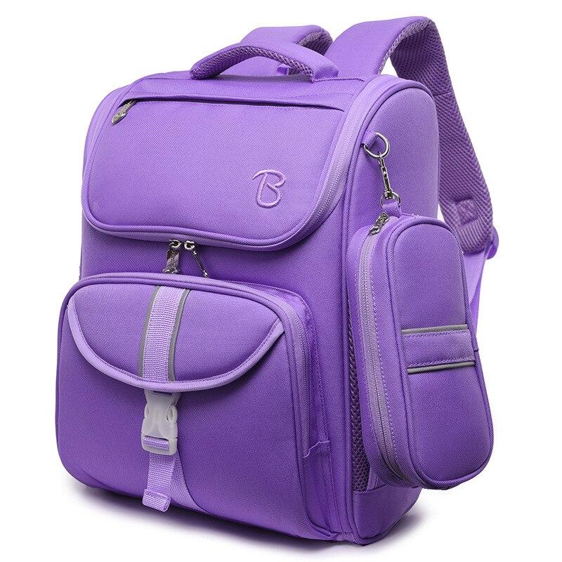 Sacs d'école imperméables pour enfants pour filles garçons sac à dos enfants école sac à dos cartable orthopédie sac à dos mochilas infantil