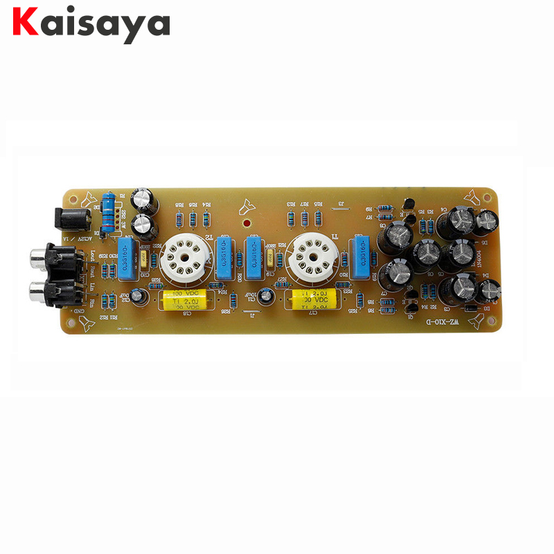 Circuits Audio & Video Replacement Parts Lite Ls29 Pcb Tube Buffer Preamplifier Board Pcb Based On Musical Fidelity X10-d Pre-amp Circuit Moderate Price