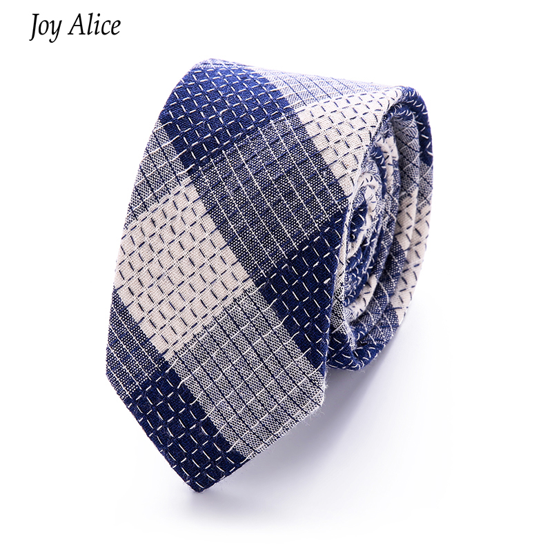 Brand New Fashion slim cotton tie 6 cm Men Ties Dot Printed necktie For Men Neckties Hand made Wedding narrow Ties