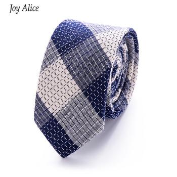 Brand New Fashion slim cotton tie 6 cm Men Ties Dot Printed necktie For Men Neckties Hand made Wedding narrow Ties fashion men s colourful tie luxury necktie solid color narrow 6 cm slim skinny woven narrow neckties men s tie gift