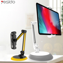 Yesido C33 Universal Lazy Tablet Telefoon Standhouder Flexibele Desk Bed Mobiele Telefoon Mount Houder Voor Iphone Samsung Ipad Stand