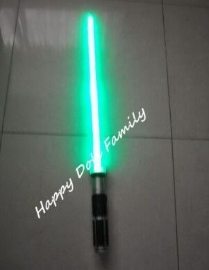 Лазерный меч, звездные войны ЙОДА ULTIMATE FX СВЕТОВОЙ МЕЧ, зеленый свет, лазерная сабля, лазерная сабля, световой меч,