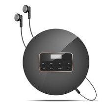 De alta fidelidade de Áudio CD player Portátil display LED cd Walkman jogo disco de CD-R/CD-RW/MP3 som efeitos incluem Flat/BBS/Pop/Jazz/Rock