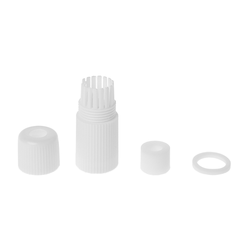 10x 17.5mm Network Cap Terminal Connector Waterproof Protector For RJ45 Modular Drop Shipping Support