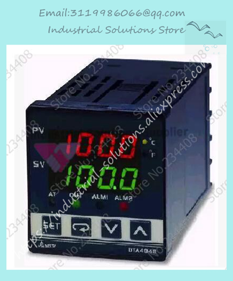 цена на Temperature Controller Dta Series DTA9696R1 Input 100~240VAC output Relay New