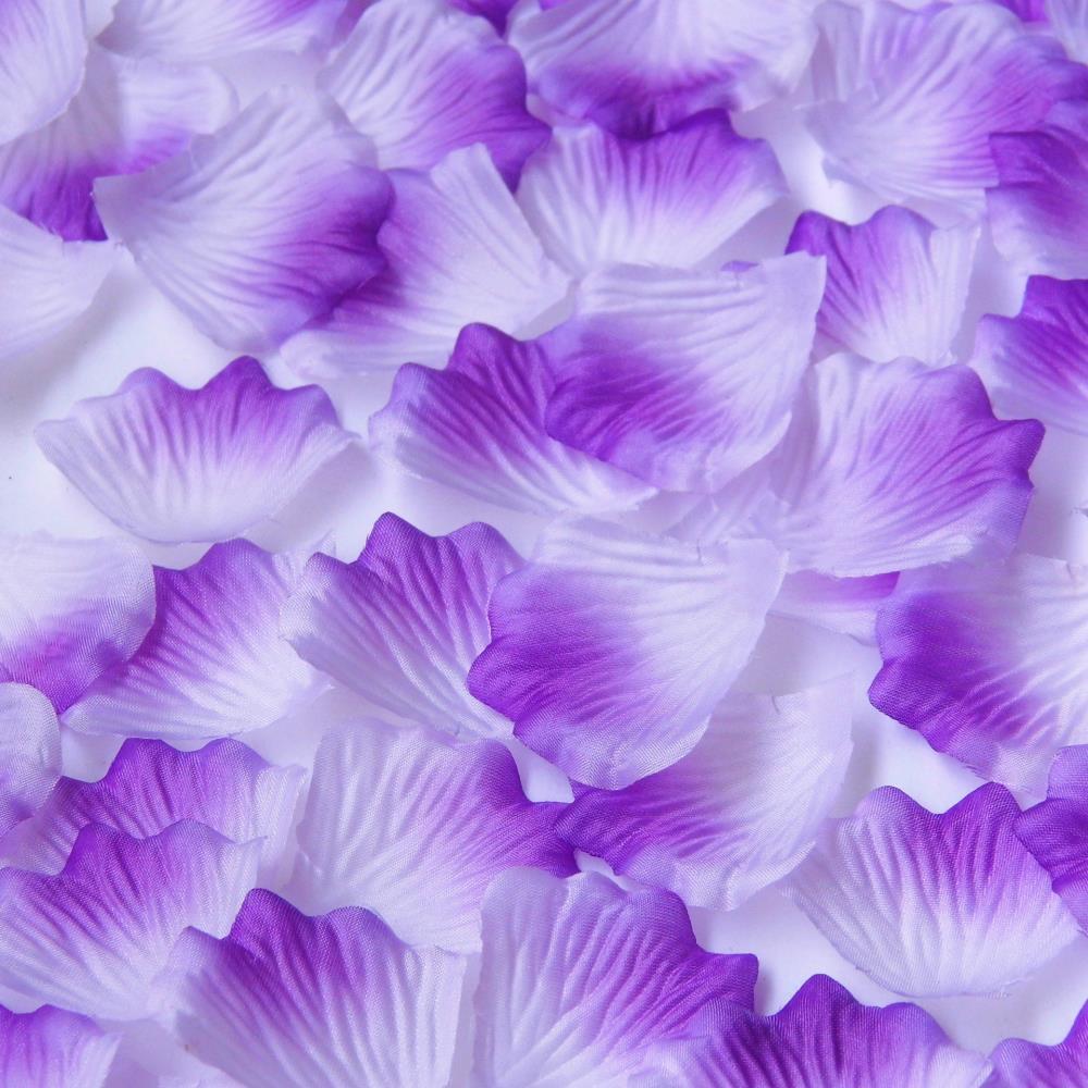 New Arrive 2015 Free Shipping 1000 Pcs Paper Petals Silk Rose Flower