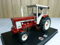REP 1 32 International 946 2X4 REP108 Tractors Alloy Model Agricultural Vehicles Favorites Model