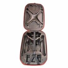 2017 Phantom Universal Backpack Shoulder Bag Hard Leather Box Waterproof Case DJI Phantom 3/4 Standard Drone Accessories