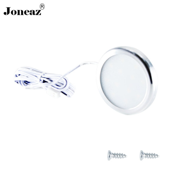 lampe Led cabinet light for kitchen closet wardrobe DC12V kastlamp lampada hallway cuisine quart no corners dropshipping Joneaz