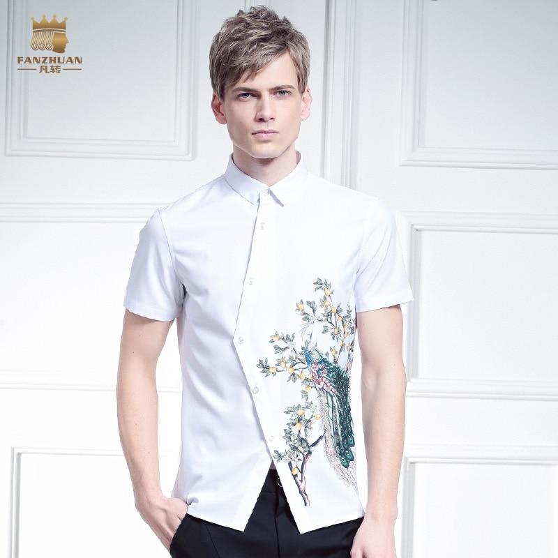 Fanzhuan Transporti falas Mashkull i ri Verë e modës rastësore, - Veshje për meshkuj - Foto 1