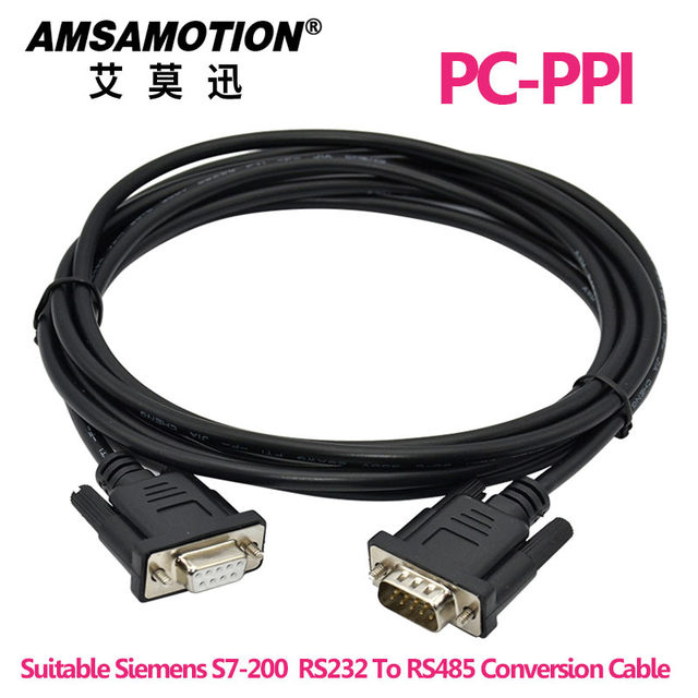 Miraculous Pc Ppi Suitable S7 200 Plc Programming Cable Serials Cable Rs232 To Wiring 101 Tzicihahutechinfo