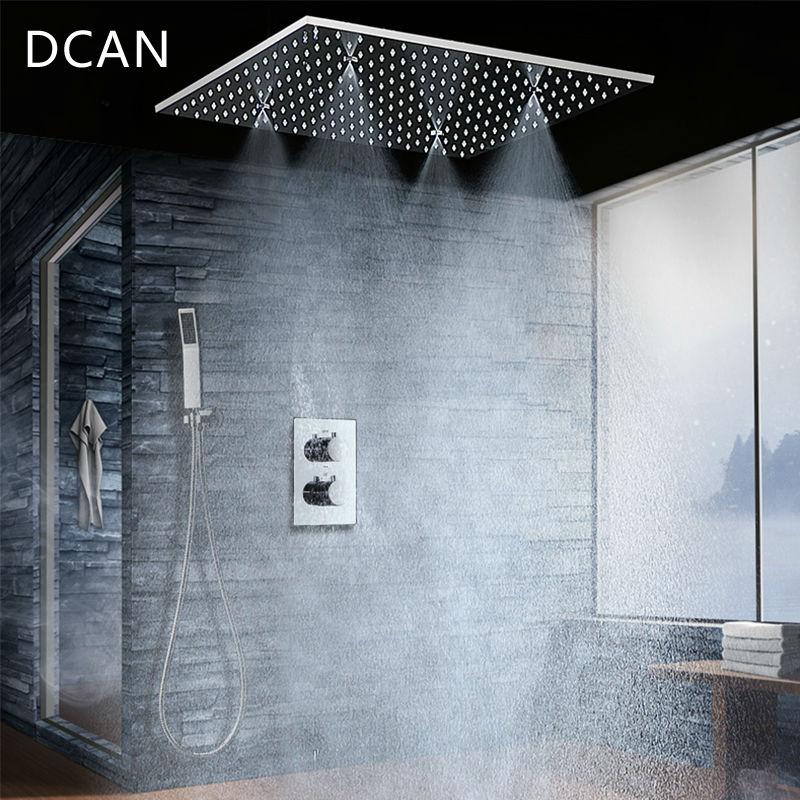 Dcan Spa Große Regen Dusche Armaturen Moderne Dusche Decke 20