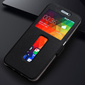 Fundas For ZTE Blade A910 Case Cover Luxury PU Flip Leather Case For ZTE A910 A 910 Cover 5.5inch Phone Cases