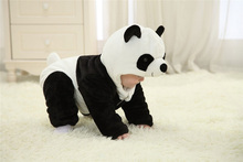 New baby photography animal shape rompers clothes for winter